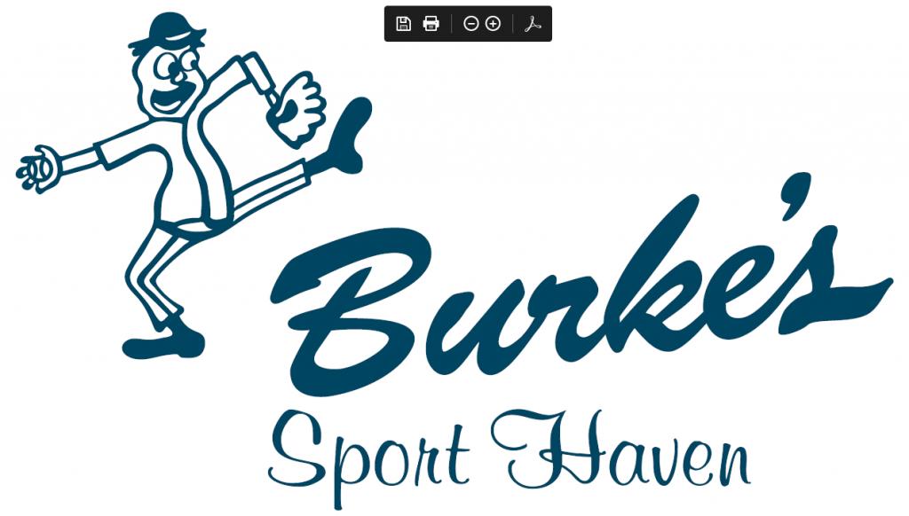 Burkes Sports Logo
